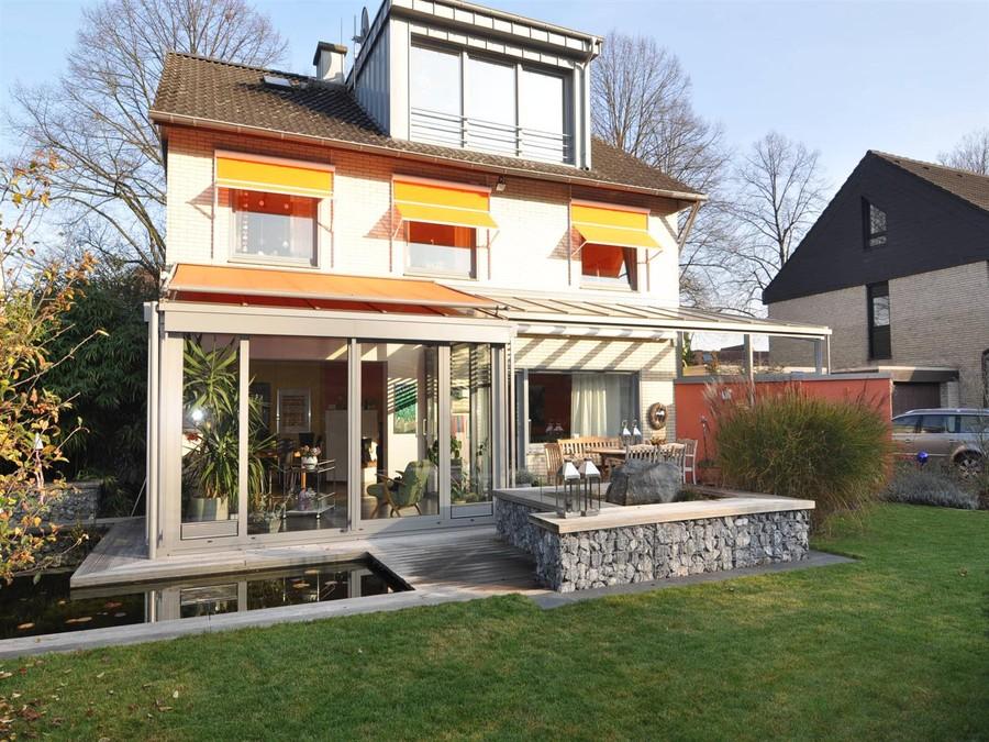 terrassenüberdachung - nometec terrassenwelt,