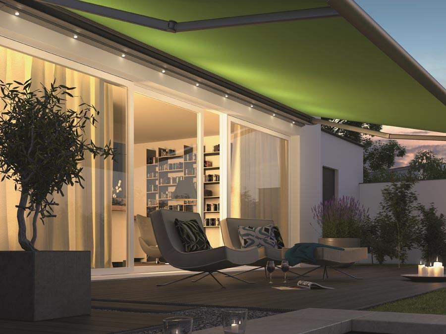 Sonnenschutz Nometec Terrassenwelt